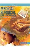 9780132494229: Medical Surgical Nursing: Preparation for Practice, Volumes 1 & 2, Student Workbook, and MyNursingLab with Pearson eText (Access Card)