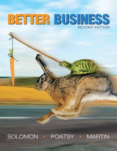 9780132496698: Better Business