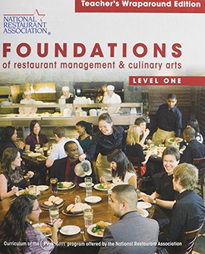 FOUNDTNS RESTRNT MANAG T/I/F W/EXAMVIEW PKG: National Restaurant Association