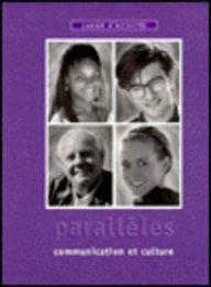 9780132498975: Cahier D'Activites: Paralleles-Communiction Et Culture