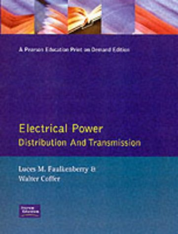 9780132499477: Electrical Power Distribution and Transmission