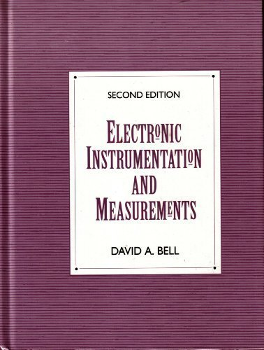 9780132499545: Electronic Instrumentation and Measurements