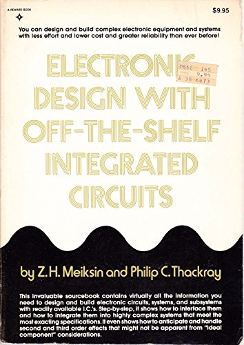 9780132502740: Electronic Design with Off the Shelf Integrated Circuits