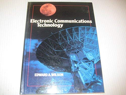 9780132503334: Electronic Communications Technology