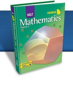 Georgia Prentice Hall Mathematics Course 1: prentice hall