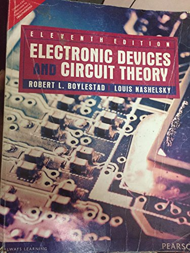 9780132504577: Electronic Devices Circuit Theory
