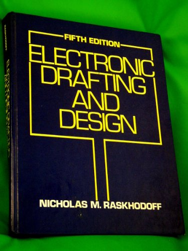 9780132506304: Electronic Drafting and Design