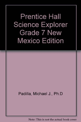 9780132507936: Prentice Hall Science Explorer Grade 7 New Mexico Edition