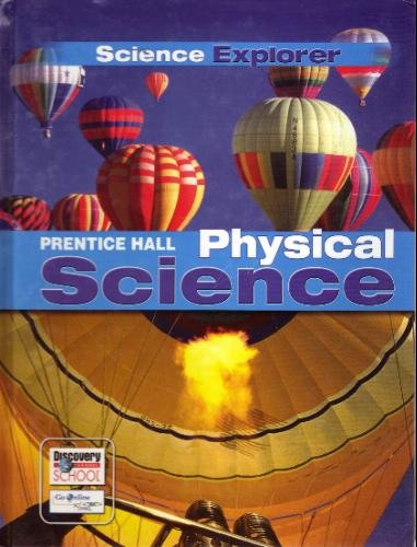 Prentice Hall Science Explorer Physical Science (Grade: Prentice Hall