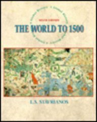 9780132509046: The World to 1500: A Global History