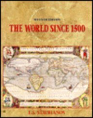 9780132509121: The World Since 1500: A Global History