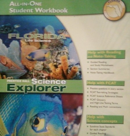 9780132509190: All in One Student Workbook (Science Explorer, Florida Life Science)