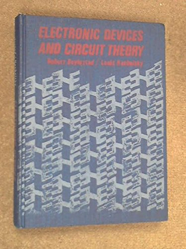 9780132510004: Electronic devices and circuit theory