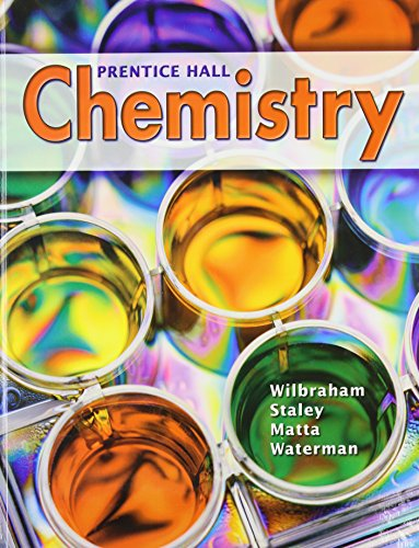 Prentice Hall Chemistry  2008: Student Edition: Pearson Education