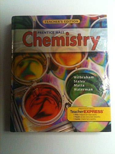 9780132512114: Prentice Hall Chemistry Teacher's Edition