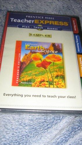 9780132512398: TeacherEXPRESS: California Focus on Earth Science