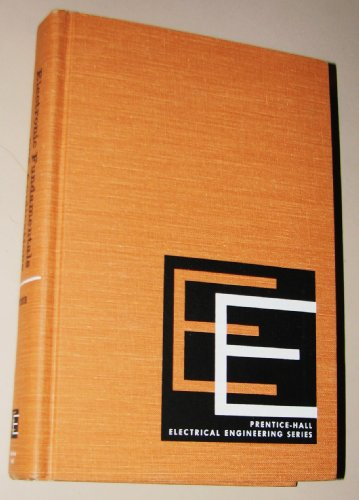 9780132513555: Title: Electronic Fundamentals and Applications