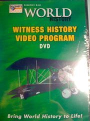 9780132513784: Witness History Video Program
