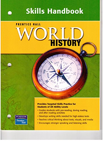 9780132513807: Skills Handbook Prentice Hall World History