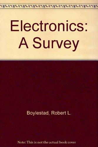 9780132515054: Electronics: A Survey