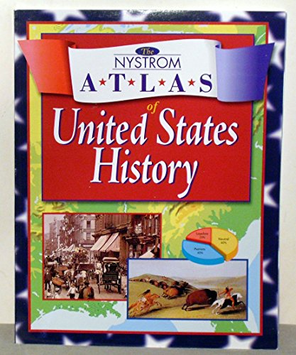 9780132515115: THE NYSTROM ATLAS OF UNITED STATES HISTORY SINGLE COPY 2007C