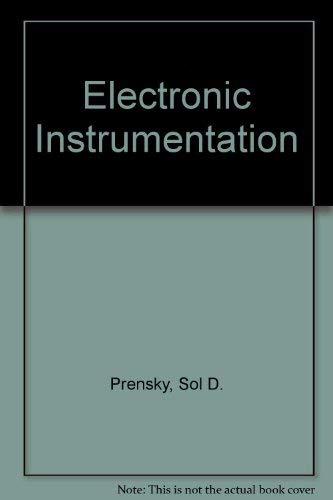 9780132516112: Electronic Instrumentation