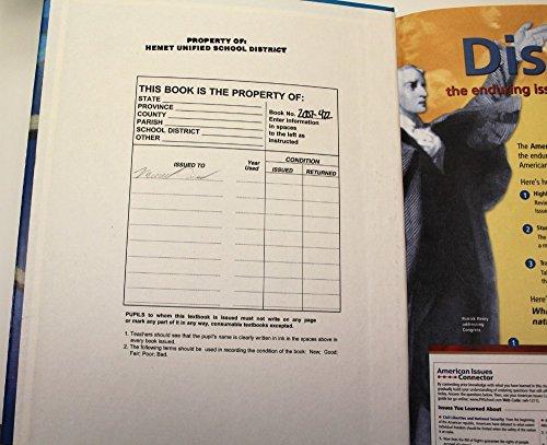 9780132516358: Prentice Hall United States History - Modern America, California Edition