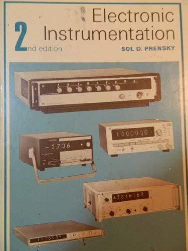 9780132516457: Electronic Instrumentation (Electronic Technology)