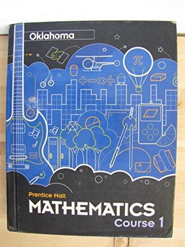 9780132516990: Prentice Hall Mathematics Course 1 Oklahoma Edition