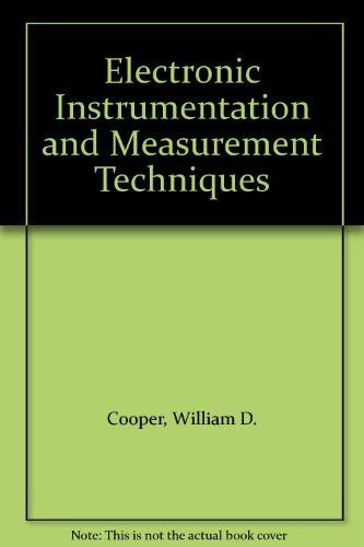 9780132518017: Electronic Instrumentation and Measurement Techniques