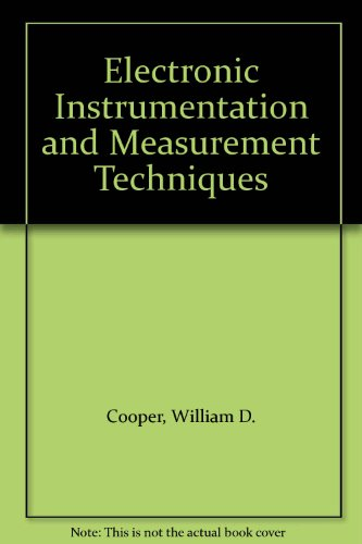9780132518017: Electronic Instrumentation and Measurement Techniques