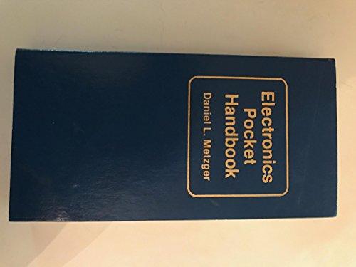 9780132518352: Electronics Pocket Handbook