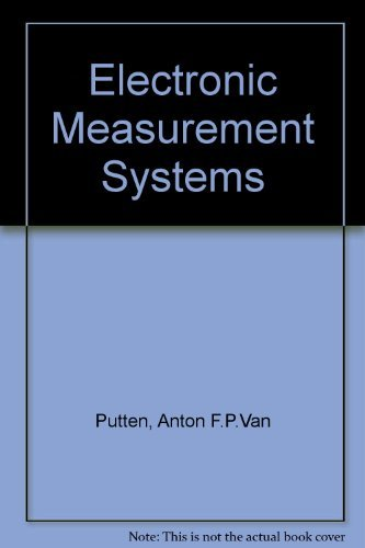 9780132518857: Electronic Measurement Systems