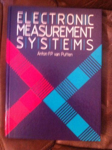 9780132518932: Electronic Measurement Systems