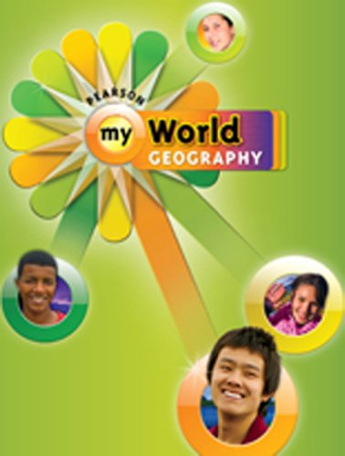 9780132521147: MIDDLE GRADE SOCIAL STUDIES 2011 GEOGRAPHY SURVEY STUDENT EDITION WITH STUDENT JOURNAL (NATL)