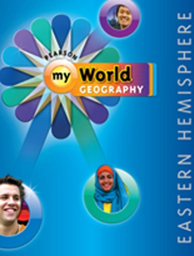 9780132521154: MIDDLE GRADE SOCIAL STUDIES 2011 GEOGRAPHY EASTERN HEMISPHERE STUDENT EDITION WITH STUDENT JOURNAL (NATL)