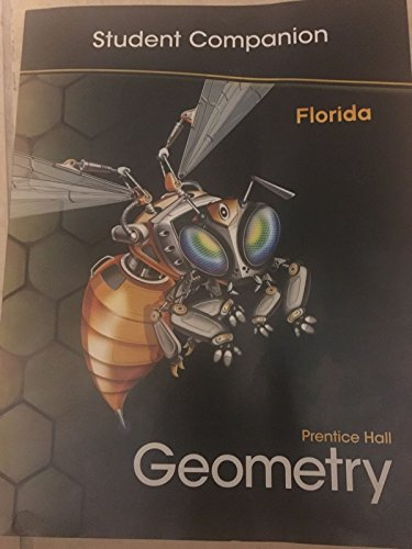 9780132523103: Geometry Student Companion Guide (Florida Edition)