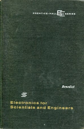 9780132523462: Electronics for Scientists & Engineers
