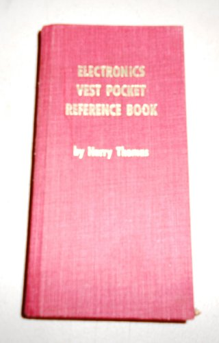 9780132523615: Electronics vest pocket reference book (Prentice-Hall vest pocket reference book series)