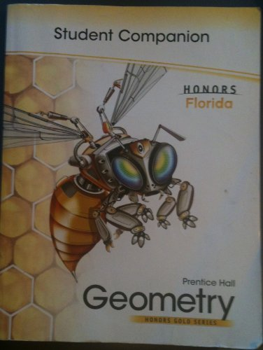 9780132523745: Geometry (Honors Florida, Srudent Companion)