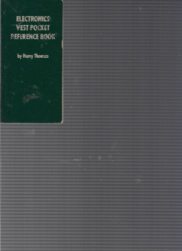 9780132523790: Electronics Vest Pocket Reference Book