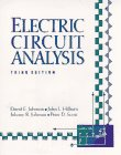 Electric Circuit Analysis: Johnson, David E.;