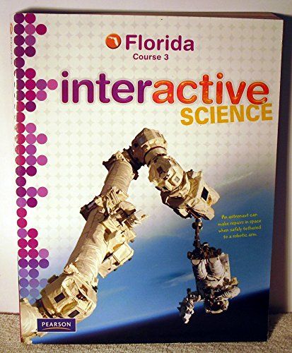 9780132525121: Pearson Interactive Science Florida Course 3