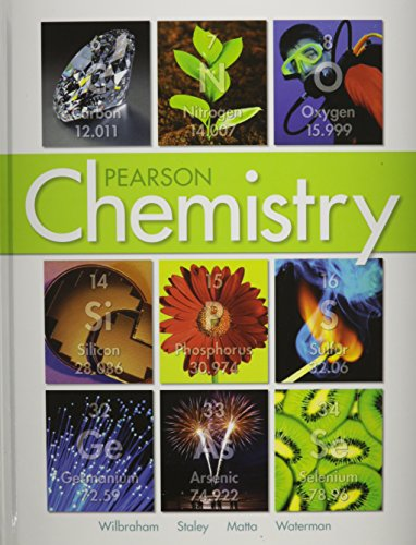 CHEMISTRY 2012 STUDENT EDITION (HARD COVER) GRADE: PRENTICE HALL