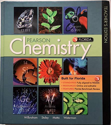 Pearson Chemistry Florida