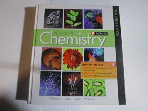 9780132525848: Pearson Chemistry Indiana Teachers Edition