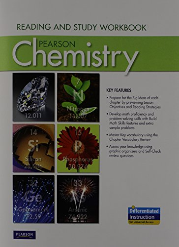 CHEMISTRY 2012 GUIDED READING AND STUDY WORKBOOK GRADE 11: HALL, PRENTICE