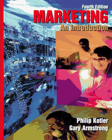 9780132527101: Marketing: An Introduction