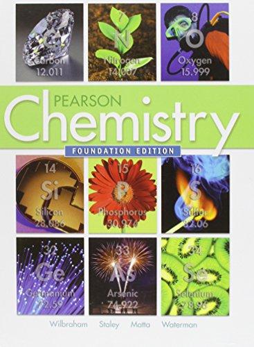 Chemistry 2012 Foundation Student Edition (Hardcover) Grade