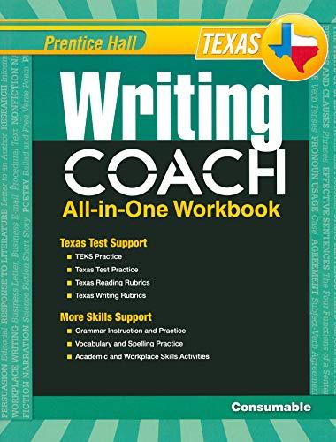 9780132530132: Writing Coach All-in-One Workbook